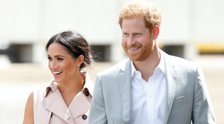 Prince Harry Says *This* Habit of His Bugs Meghan Markle