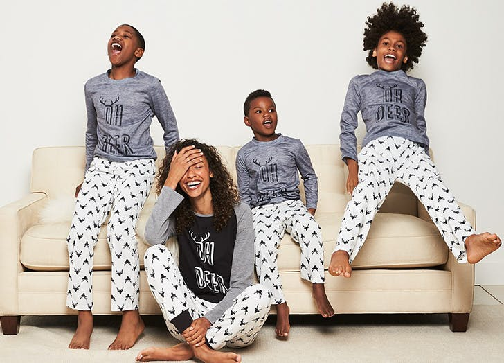 Best Family Christmas Pajamas.The Best Holiday Pj Sets For Families Purewow