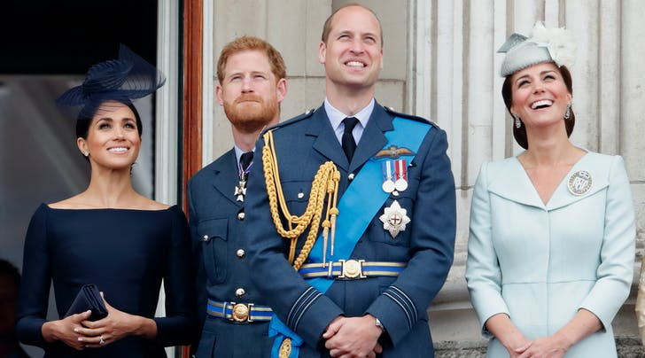 Why the Royal Fab 4 May Not Appear Together Anymore