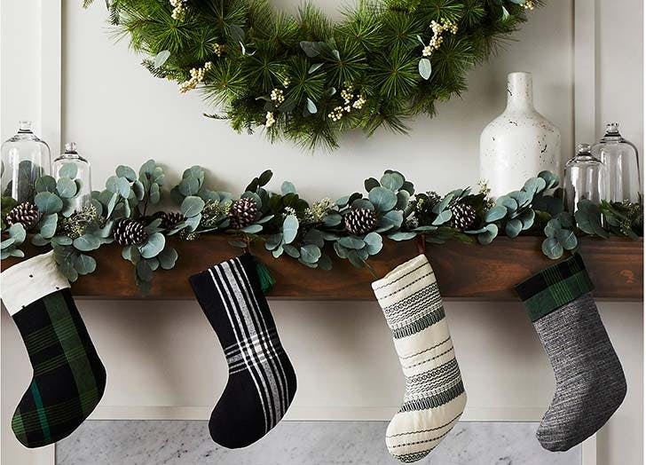 Target Hearth and Hand Christmas stockings