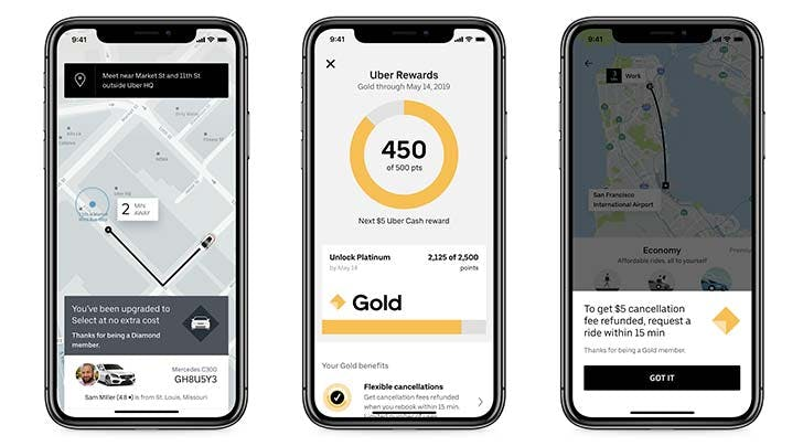 How to Get Cash Back with Uber's New Loyalty Program