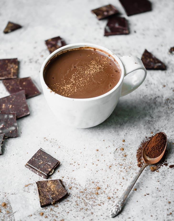 Vegan Mexican Hot Chocolate recipe