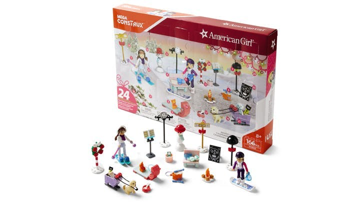 aldi american girl advent calendar