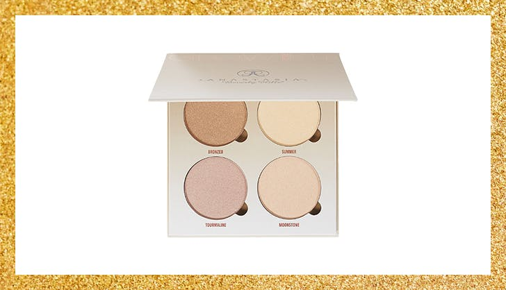 anastasia highlighter palette