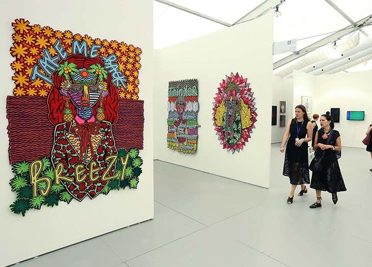 art basel mimai gallery