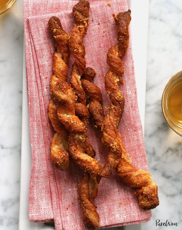 bacon cheese straws recipe