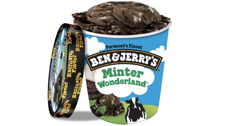 Ben & Jerry's New Exclusive Ice Cream Flavor Is Every Mint Lover's Dream