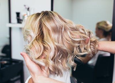 blonde hair 400