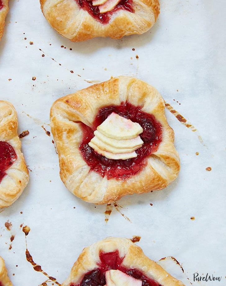 cranberry apple danish recipe