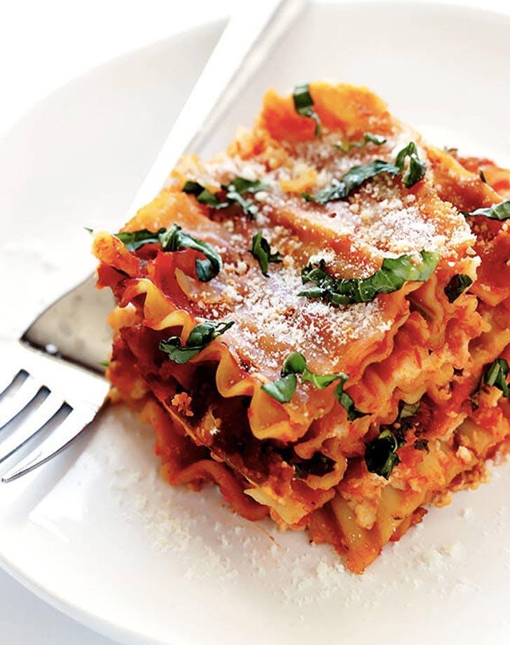 crock pot holiday recipes lasagna