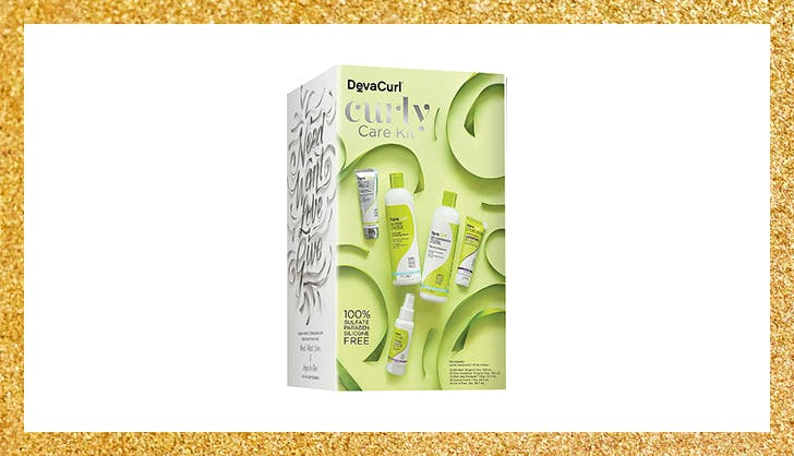 devacurl holiday hair kit