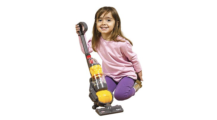 Dysons $30 Kid-Size Vacuum Turns Playtime Into Chore Time (Yaaas)