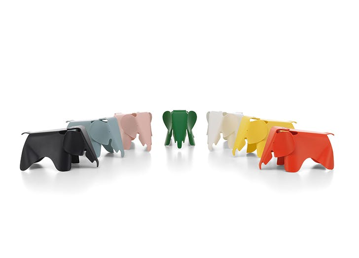eames vitra elephant