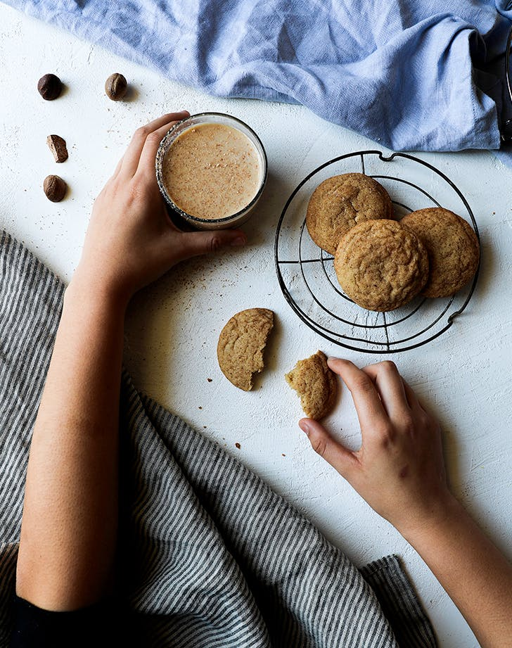 eggnog snickerdoodles recipe 9211