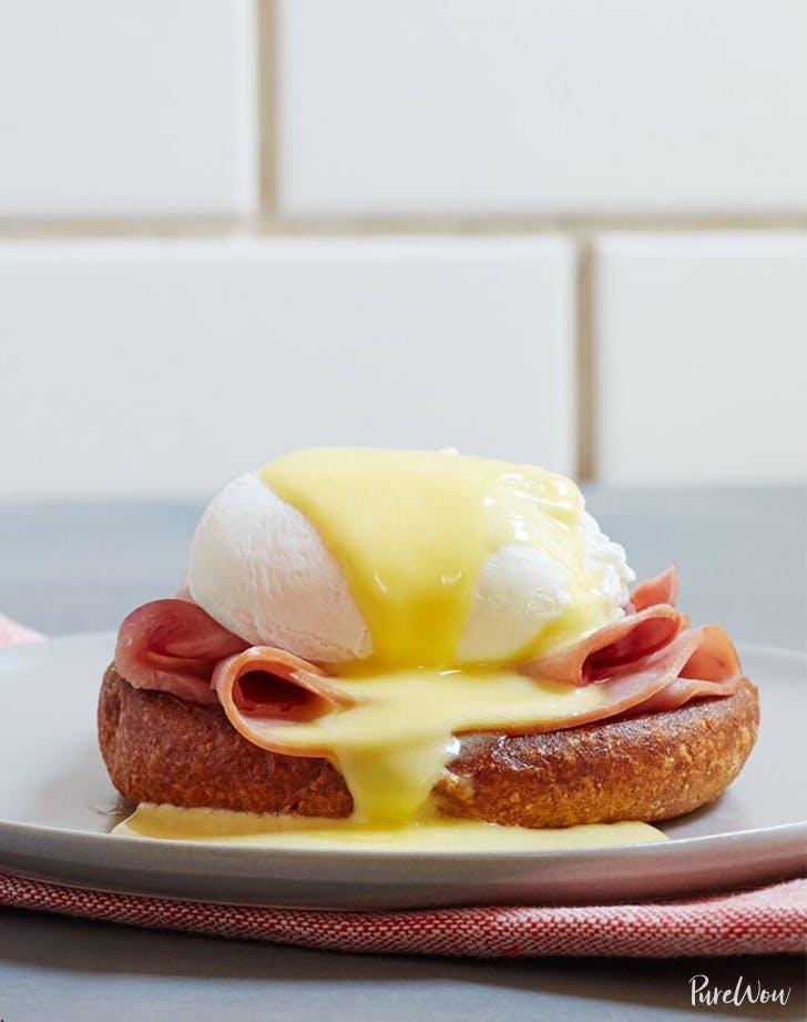 eggs benedict holiday breakfast