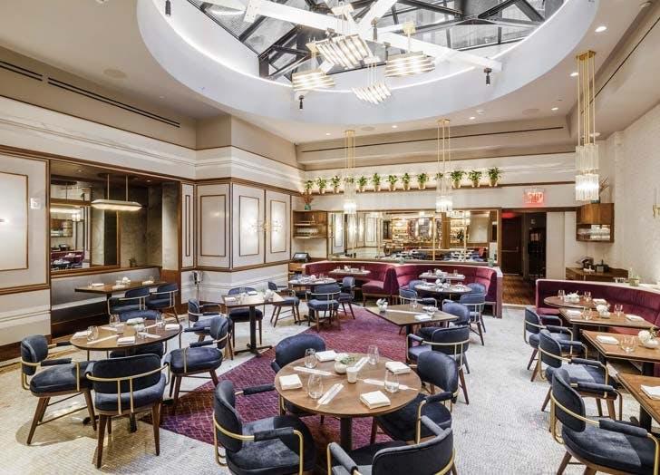 evelyn hotel new restaurant