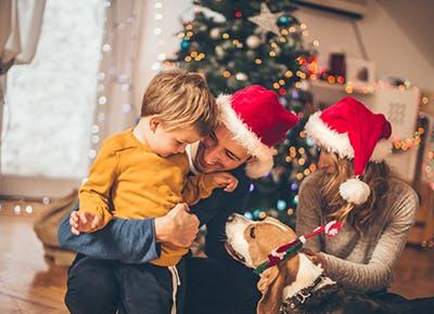 family christmas 400