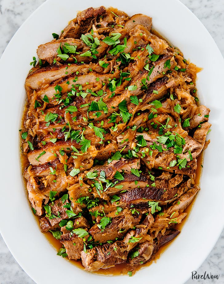 French Onion Brisket