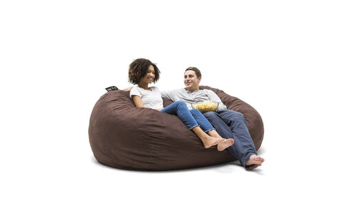 Walmart Is Selling 7 Foot Beanbags Purewow