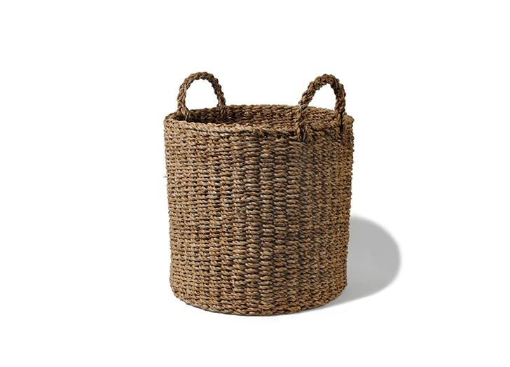 goop straw basket