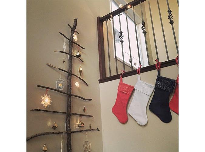 holiday decorations alternative tree