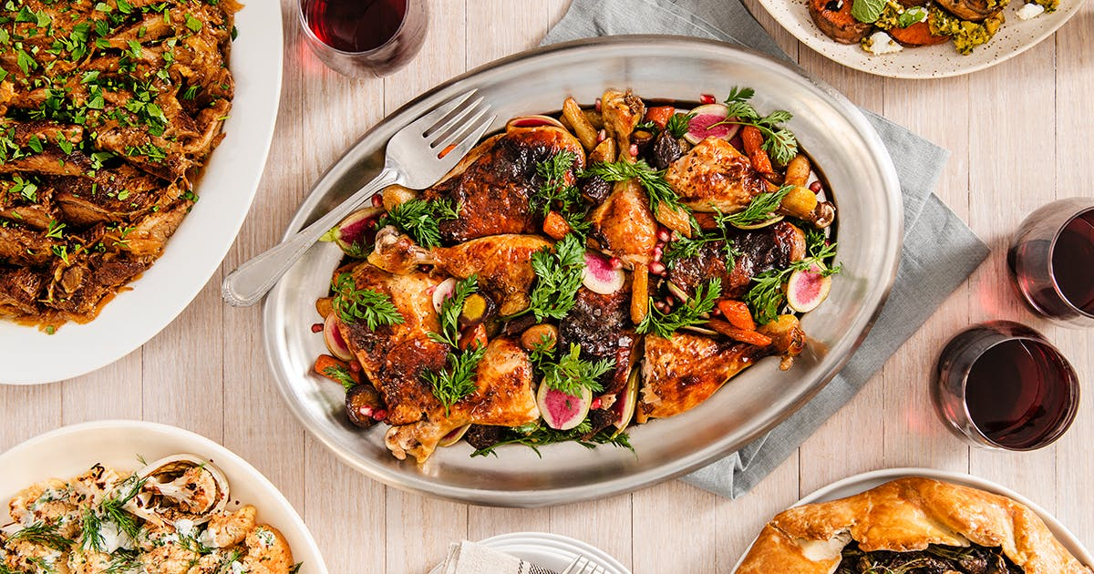 5 Trending Holiday Dinner Recipes By Chef Jake Cohen Purewow