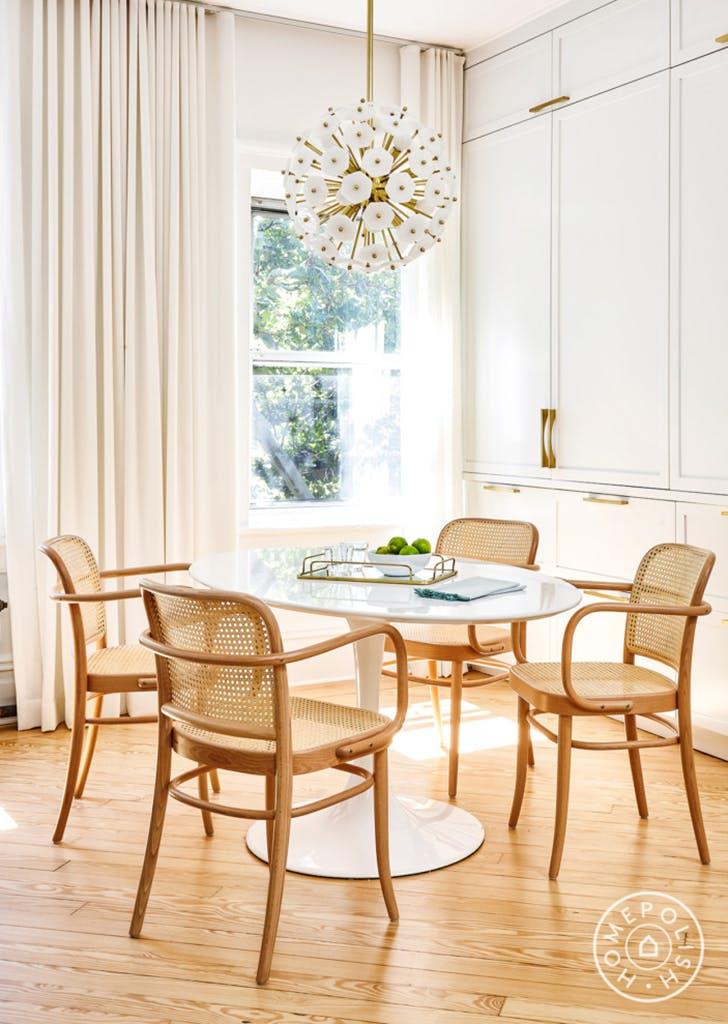 homepolish room bright dining