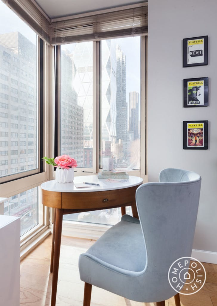 homepolish room desk nook