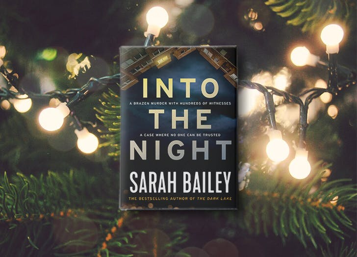 into the night sarah bailey