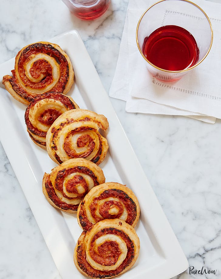italian pinwheels recipe