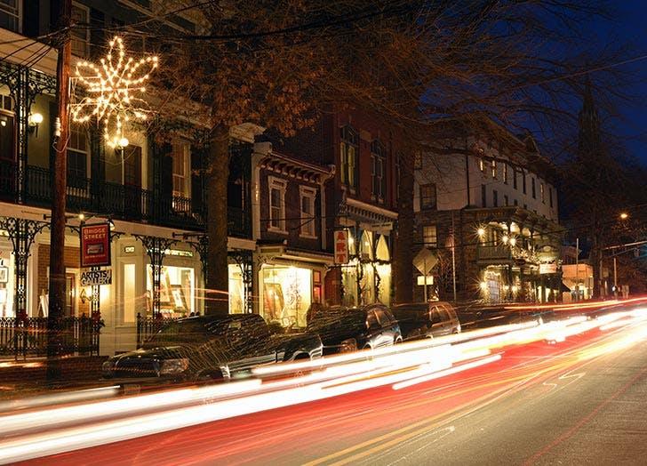 lambertville street view
