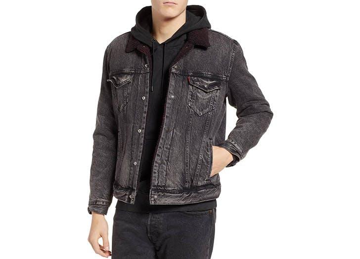 levis x justin timberlake trucker jacket