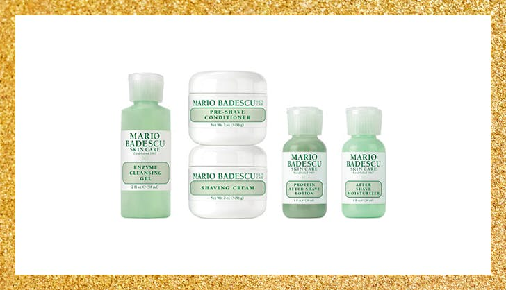 mario badescu beard kit