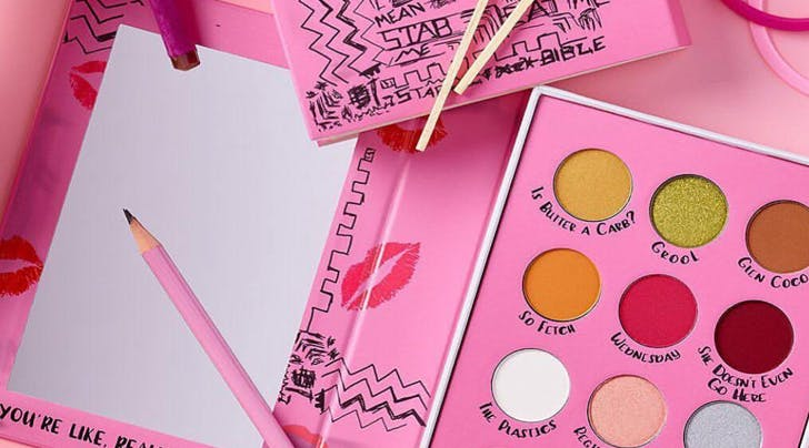 Grool, You Can Get a 'Mean Girls' Eye Shadow Palette at Ulta Now