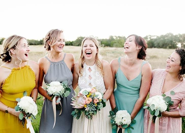 minimalist boho wedding 2