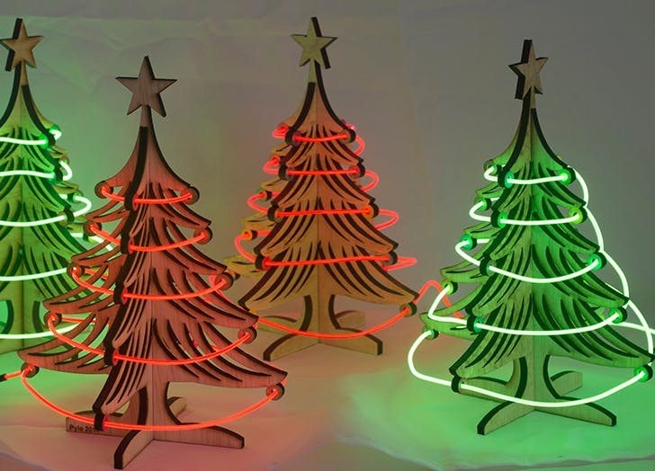 neon holiday decor 7