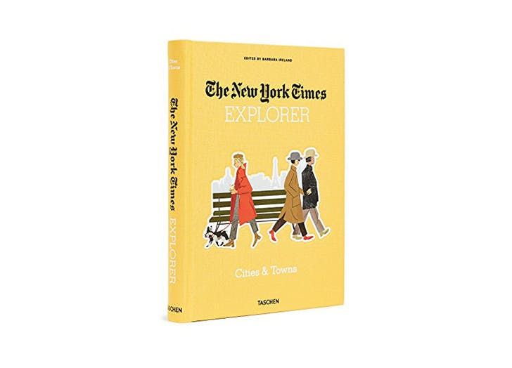 new york times explorer