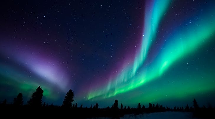 You Just Might Be Able to See the Northern Lights Tomorrow (if You Live in One of These 7 States)