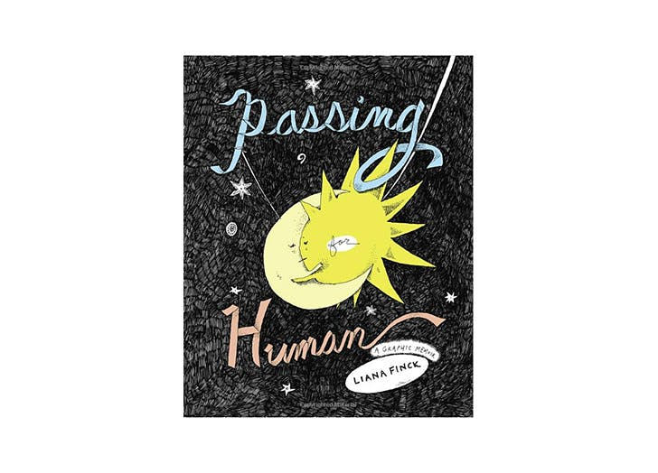 passing human book