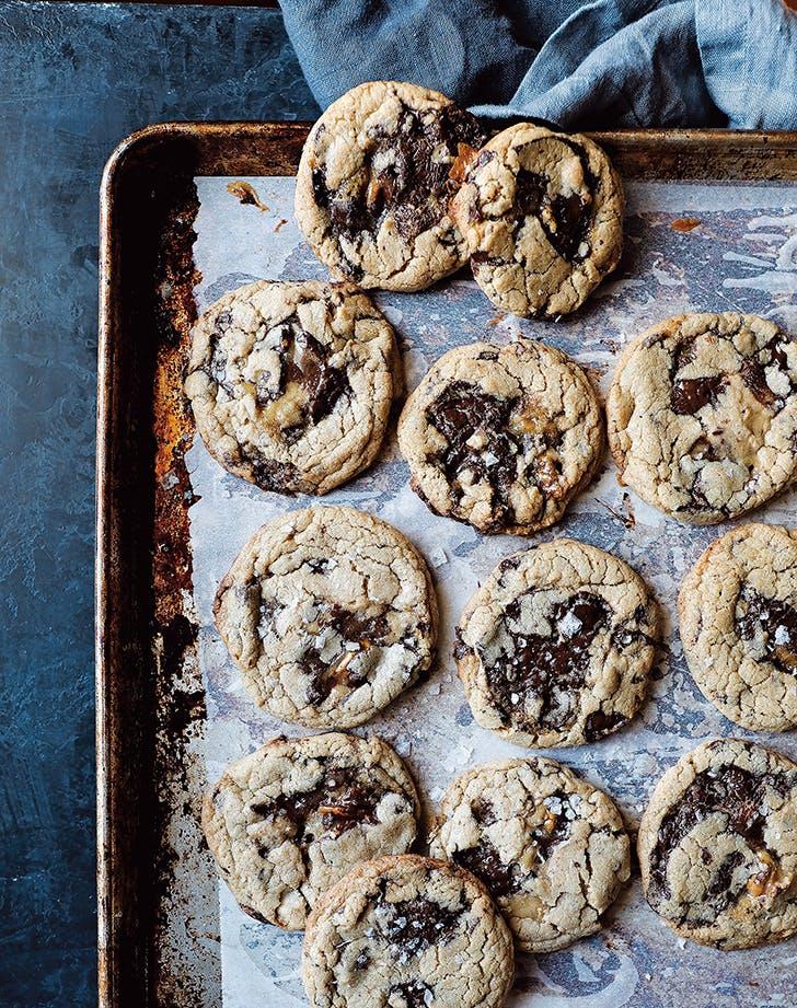 pecan brittle bark cookies recipe1