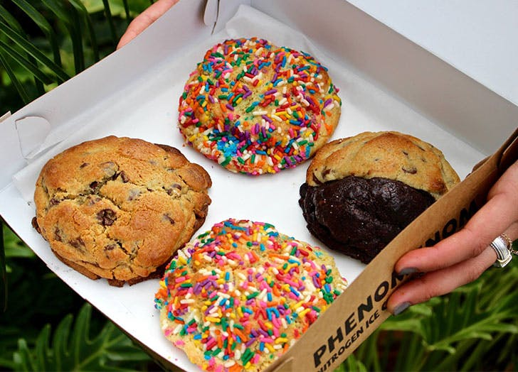 phenomenom cookies