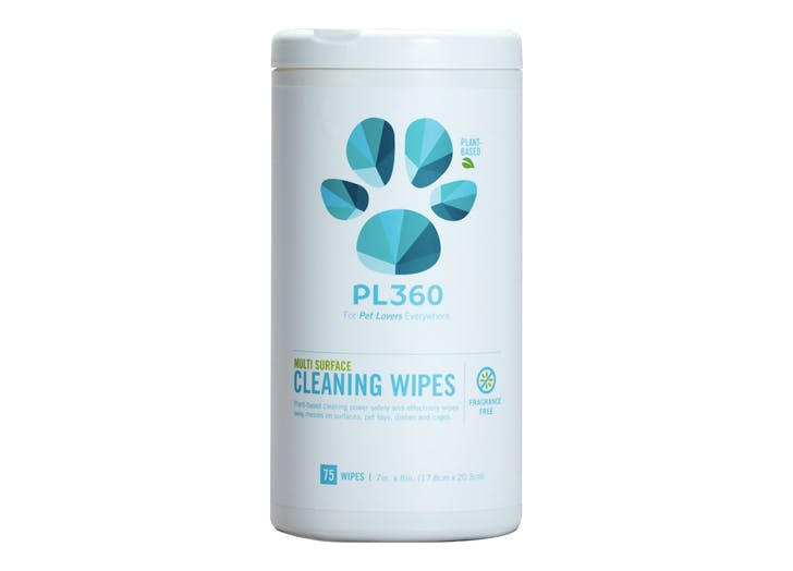 pl360 pet safe cleaning wipes