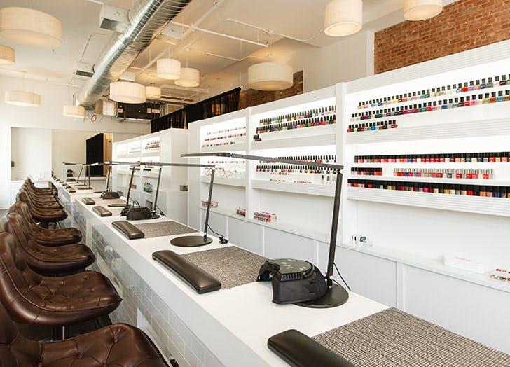 primp and polish nail salon ny