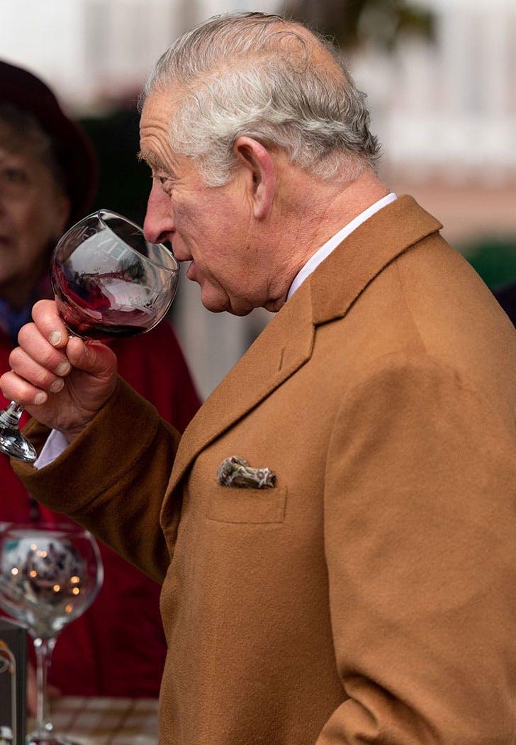 prince charles wine vertical