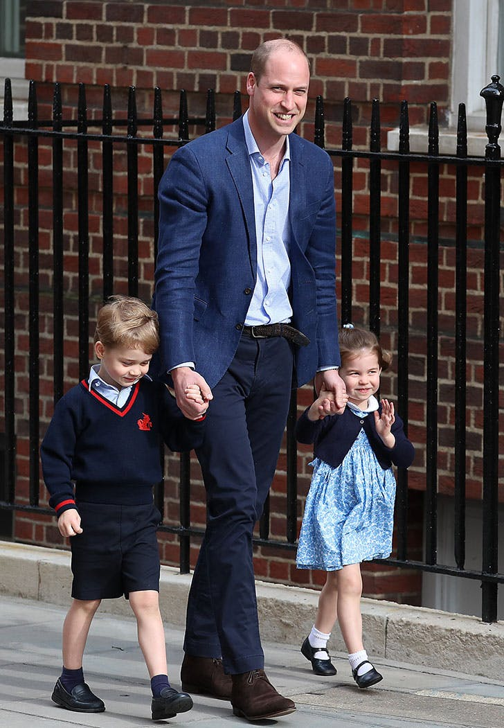 prince william george charlotte vertical
