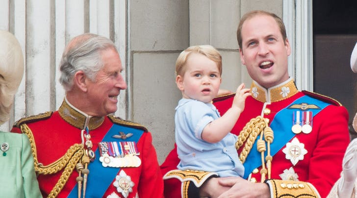 Prince Williams One Wish for Prince Charles Is that He Spend More Time with His Grandchildren