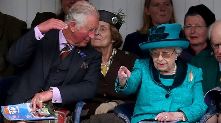 Queen Elizabeth Broke Character to Give a Touching Toast for Prince Charles's Birthday
