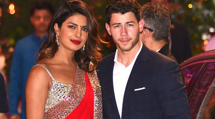 priyanka nick jonas engaged