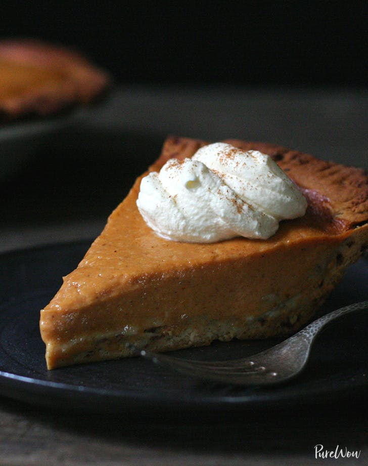 pumpkin pie with cinnamon roll crust recipe