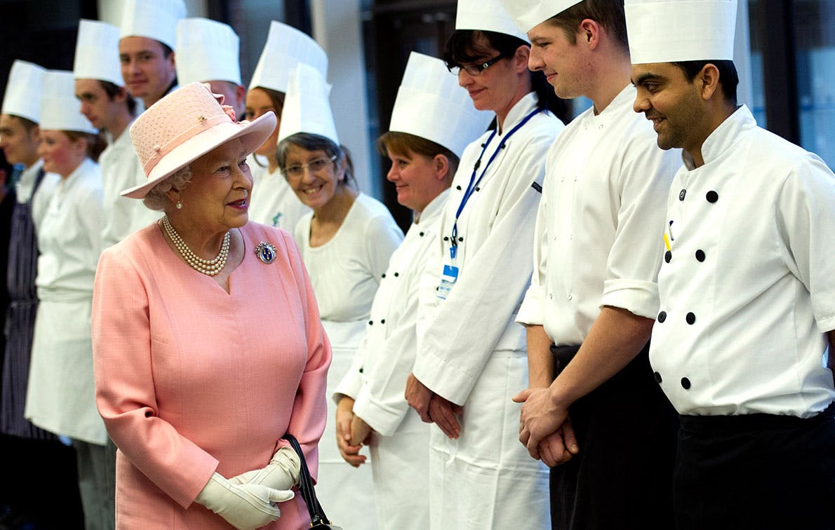 Take Note: This Is Exactly What the Queen Eats for All Her Meals